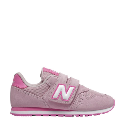 New Balance 373 sneakers roze/wit
