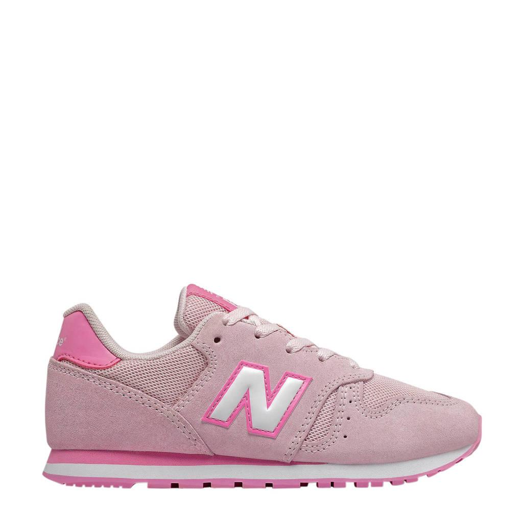 New Balance 373  sneakers oudroze/roze, Oudroze/roze