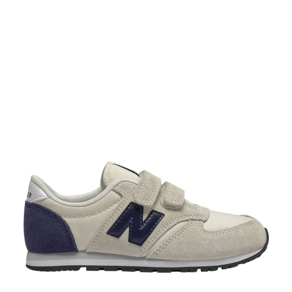 New Balance 420  sneakers ecru/donkerblauw, Ecru/donkerblauw