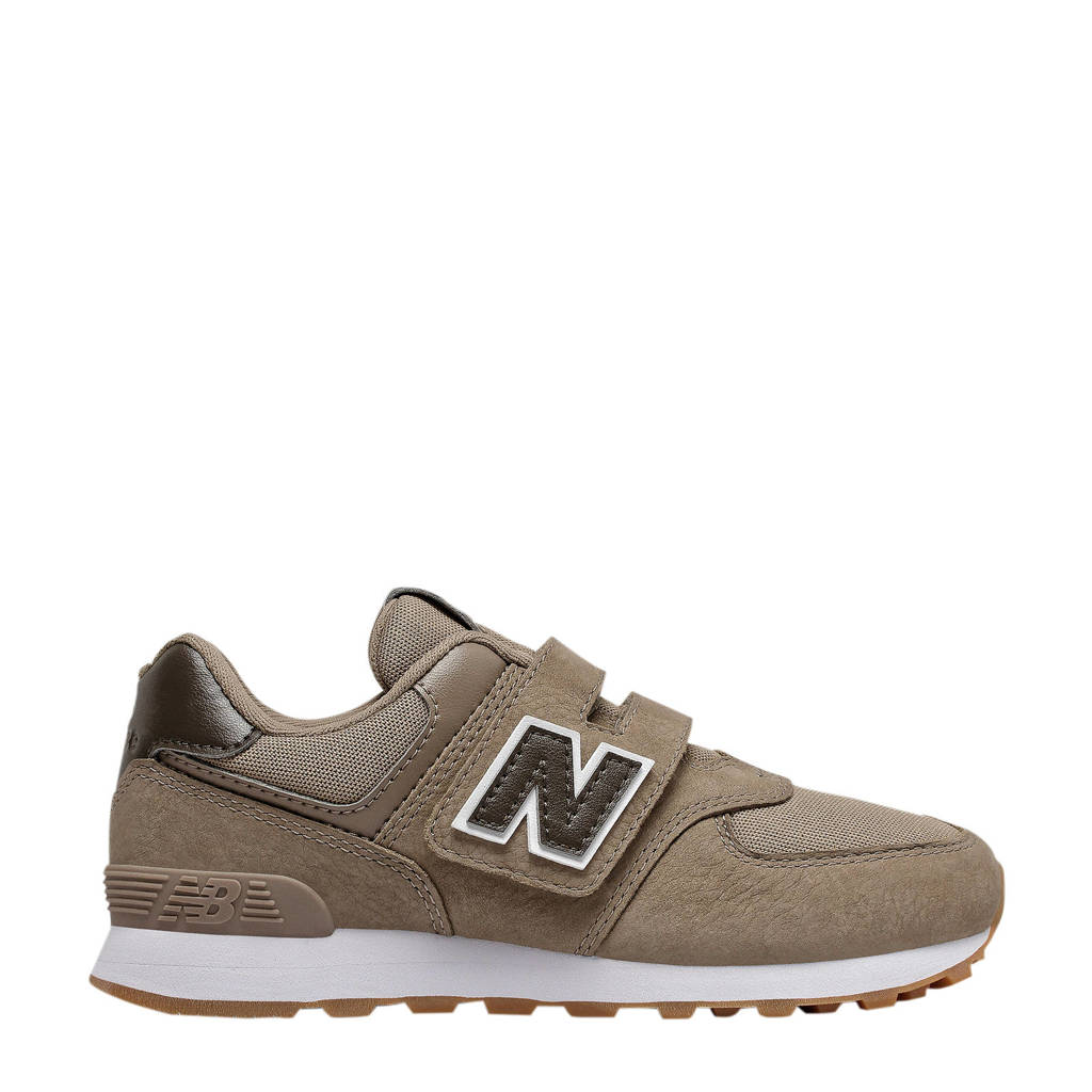 New Balance 574  sneakers zand, Zand