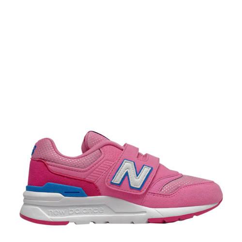 New Balance 997 sneakers roze/wit/fuchsia
