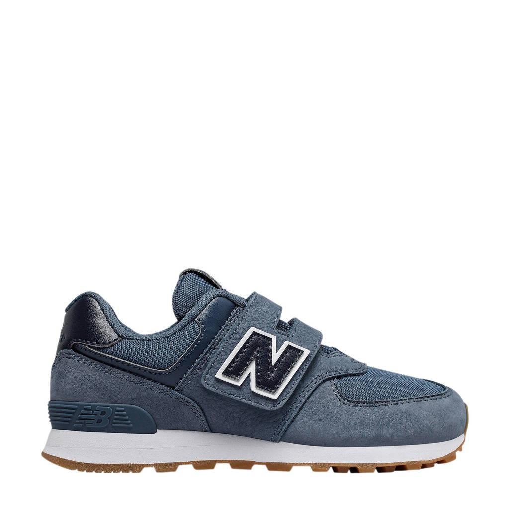 New Balance 574  sneakers grijsblauw, Grijsblauw