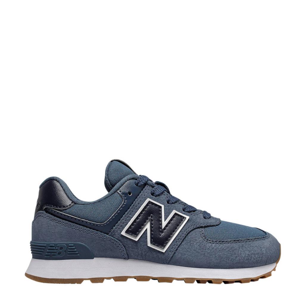 New Balance 574  sneakers donkerblauw, Donkerblauw