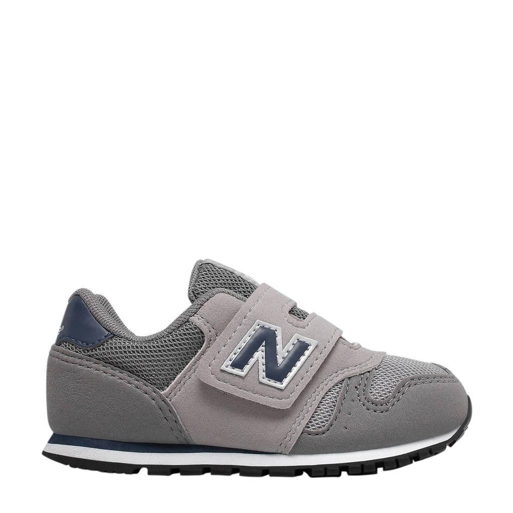 New Balance 373  sneakers grijs, Grijs/donkerblauw