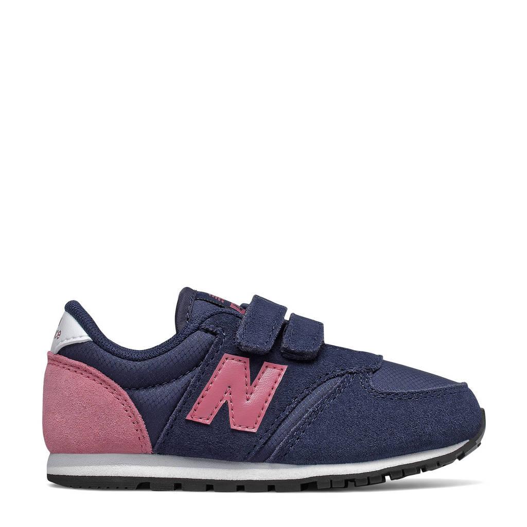 New Balance 420  sneakers donkerblauw/roze, donkerblauw/rozeDonkerblauw/roze