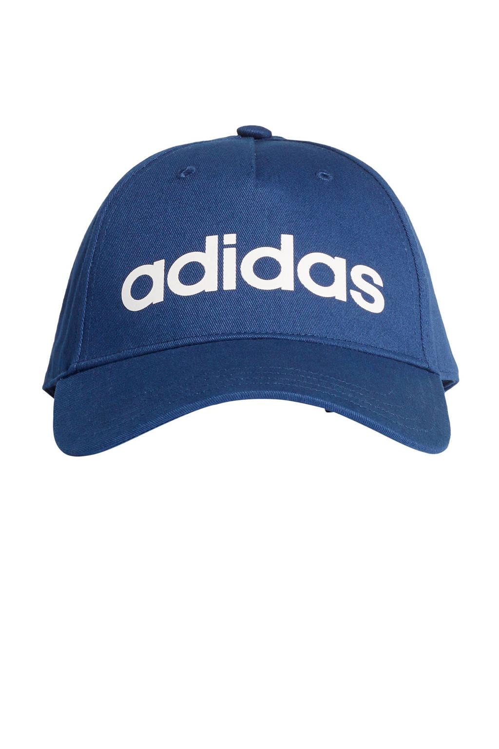 adidas Performance pet blauw/wit, Blauw/wit