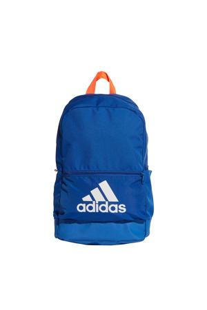 sport rugzak kobaltblauw/wit