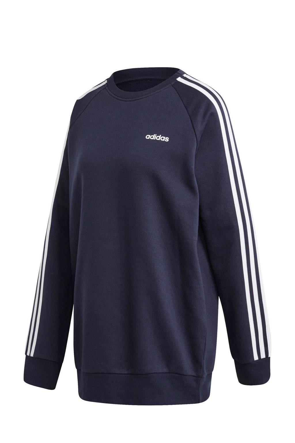 adidas Performance sportsweater donkerblauw, Donkerblauw