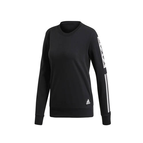 adidas Performance sportsweater zwart