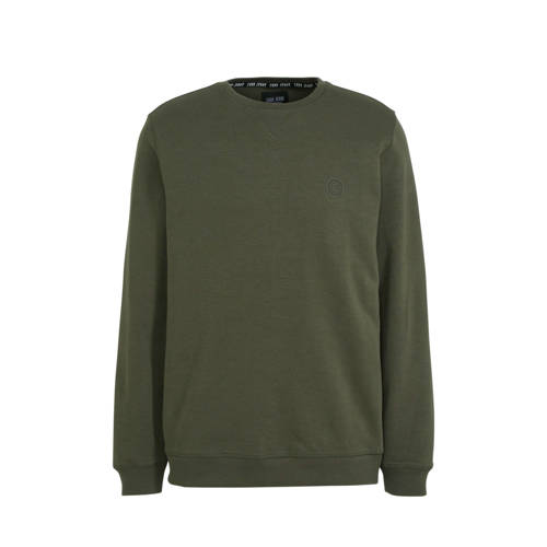 Cars sweater groen