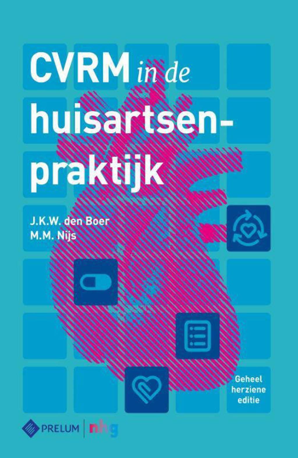 CVRM in de huisartsenpraktijk - J.K.W. den Boer en M.M. Nijs