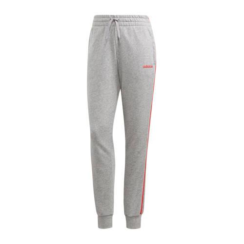 adidas Performance joggingbroek grijs