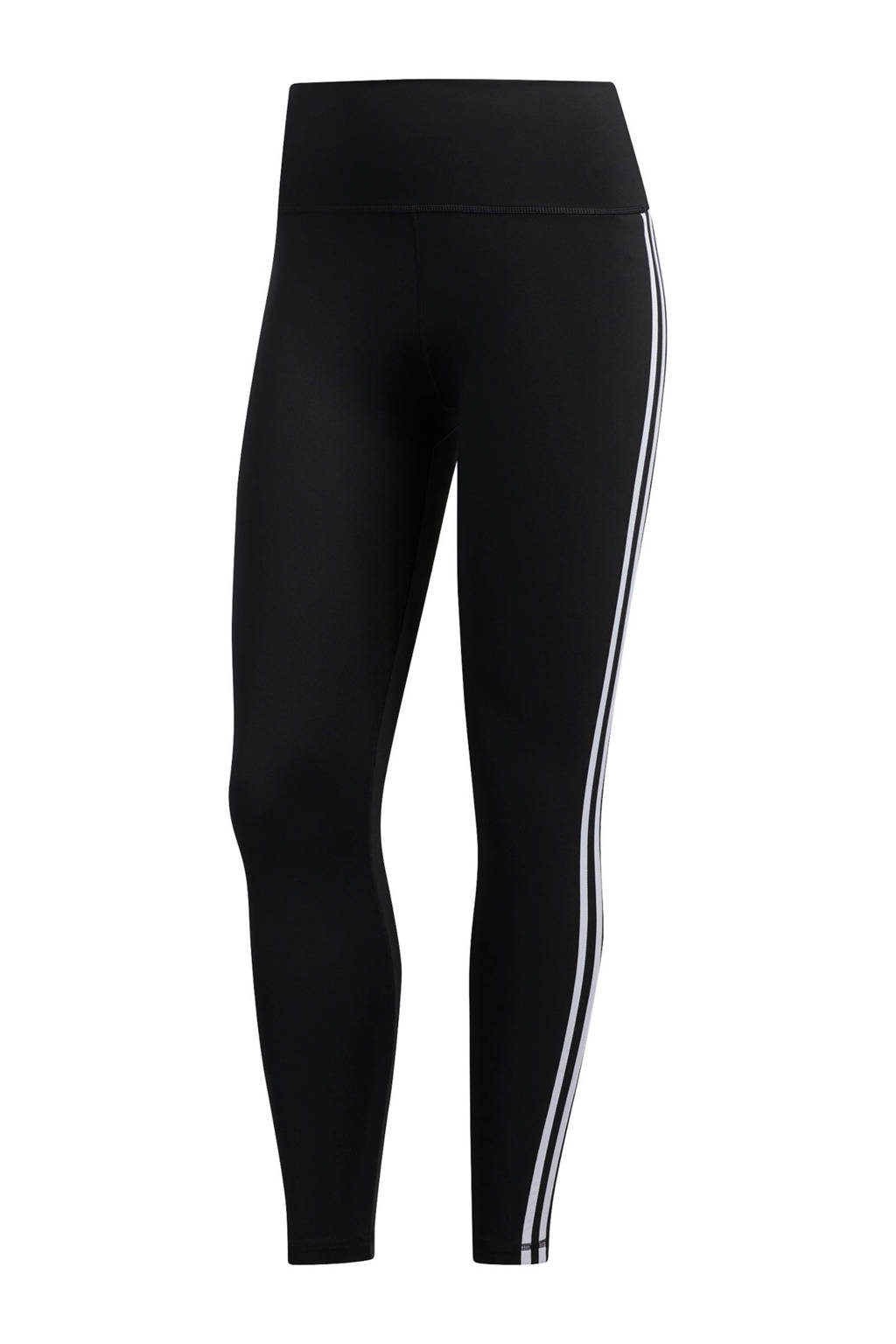 adidas Performance Believe This 2.0 7/8 sportbroek zwart, Zwart