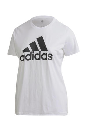 Plus Size sport T-shirt wit