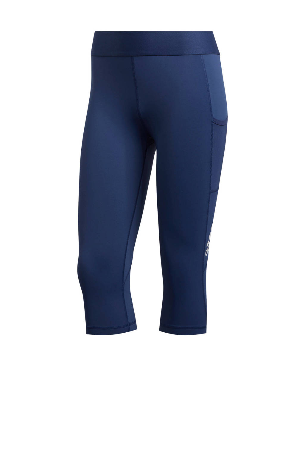 adidas Performance sportbroek blauw, Blauw