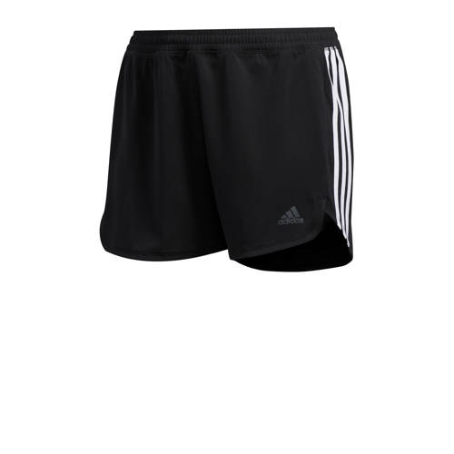 adidas Women's 3 Stripe Knit Short Korte broeken