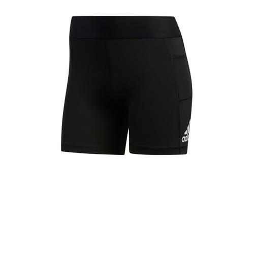 adidas performance sportshort zwart 4''