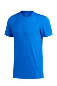 adidas Performance   sport T-shirt blauw, helderblauw