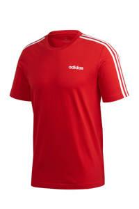 adidas Performance   sport T-shirt rood, Rood