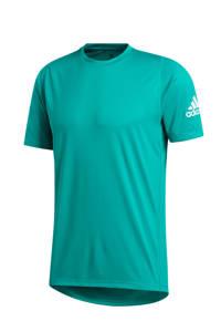 adidas Performance   sport T-shirt turquoise, Turquoise