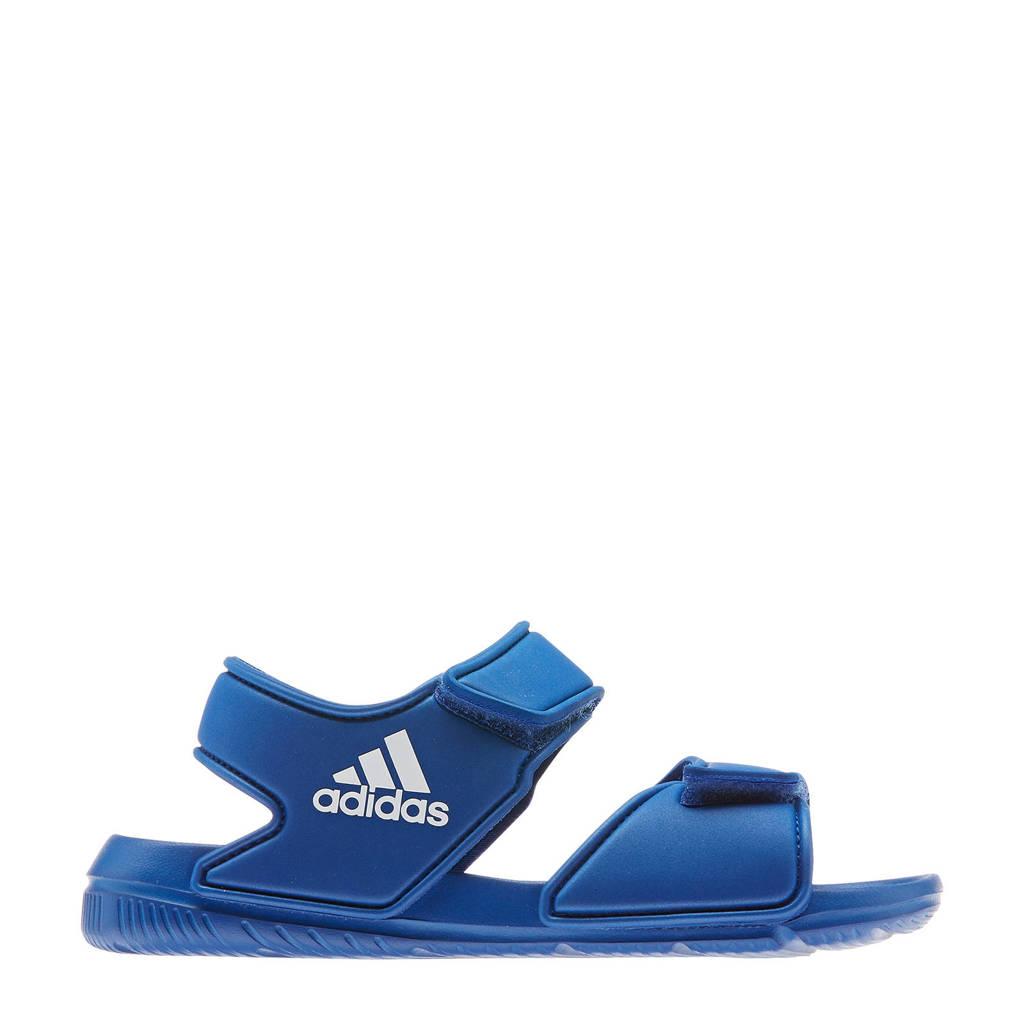 adidas Performance Altaswim C waterschoenen blauw kids, Blauw/wit