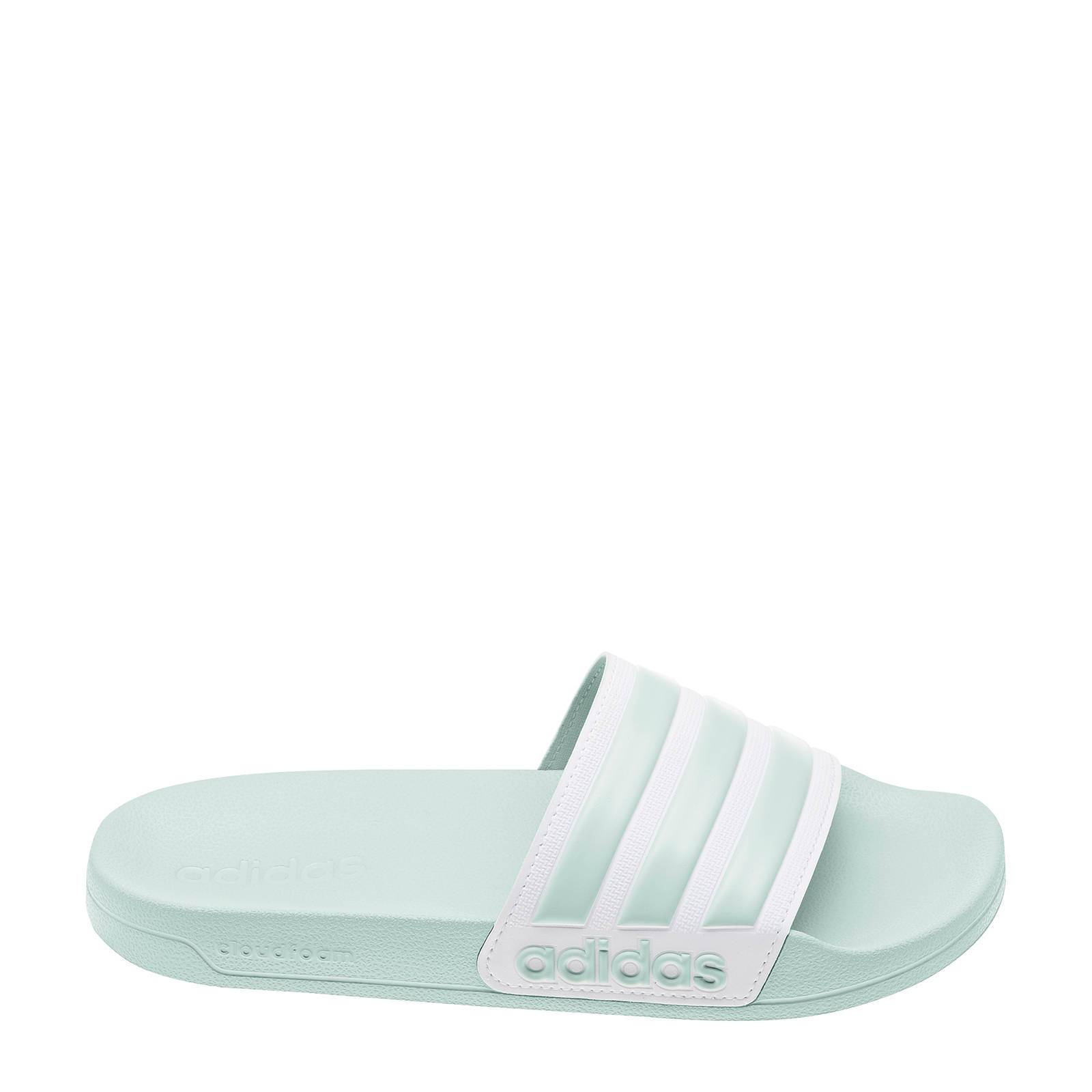Adilette Shower badslippers mintgroen