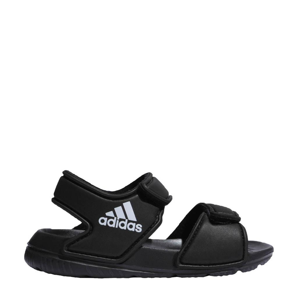 adidas Performance Altaswim I waterschoenen zwart kids, Zwart