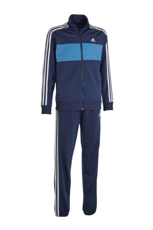 performance trainingspak blauw