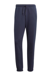 adidas   sportbroek donkerblauw, Donkerblauw