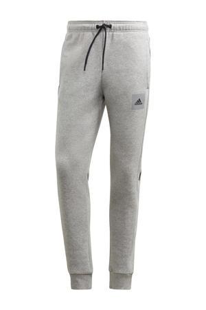 joggingbroek grijs/zwart