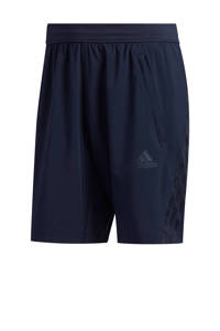 adidas Performance   sportshort donkerblauw, Donkerblauw