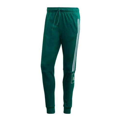 adidas Performance sportbroek groen