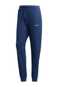 adidas   sportbroek blauw, Blauw
