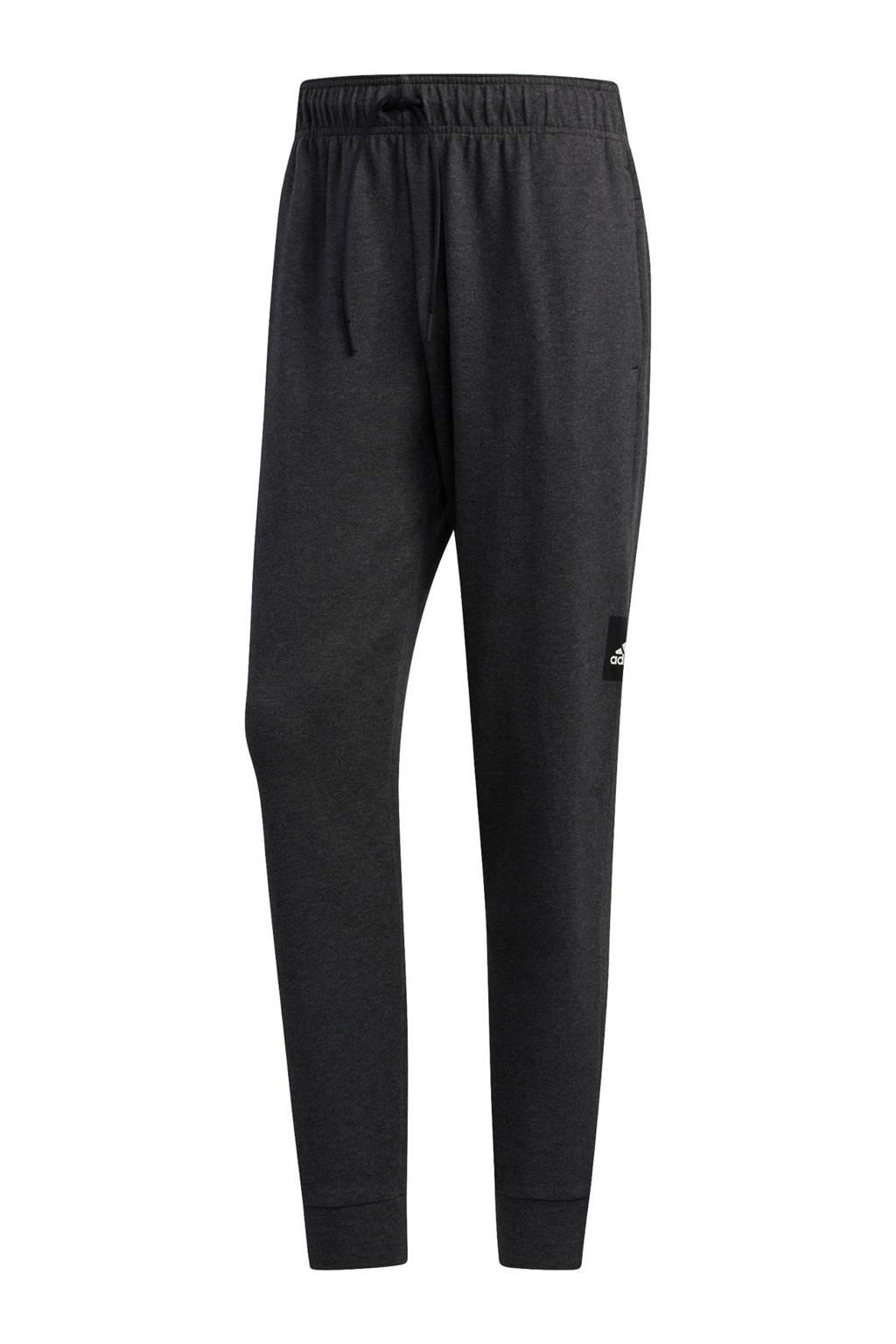 adidas joggingbroek zwart, Zwart