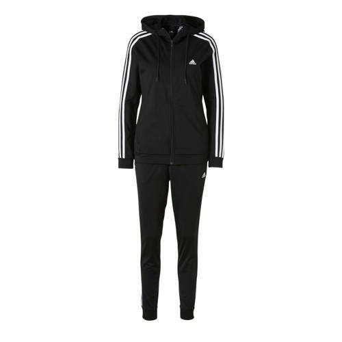adidas Performance trainingspak OSR POLYESTER 3 STRIPES TRACKSUIT (set, 2-dlg.)
