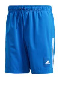 adidas Performance   sportshort blauw, Blauw
