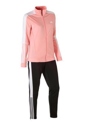 trainingspak roze/zwart