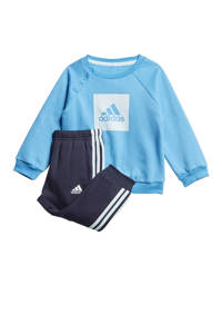 adidas Performance   trainingspak blauw, Blauw