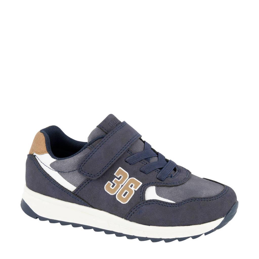 Bobbi-Shoes   sneakers blauw, Blauw