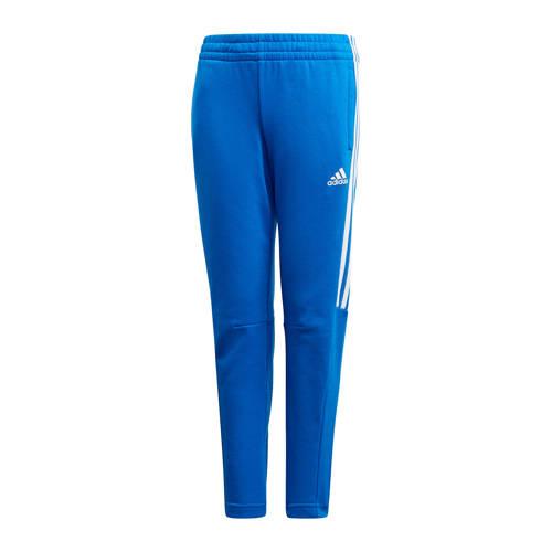 adidas Performance joggingbroek blauw