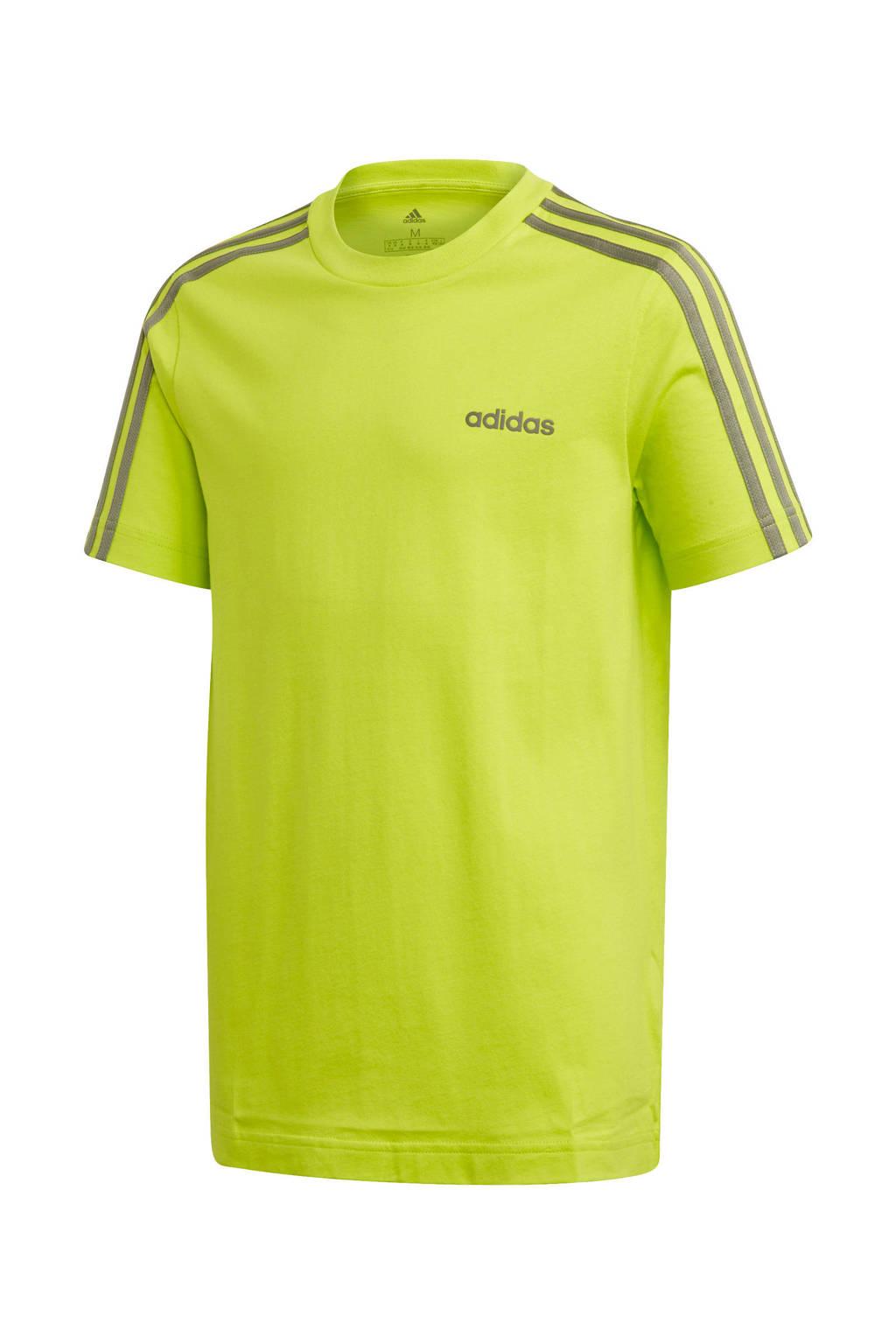 adidas   sport T-shirt groen, Groen