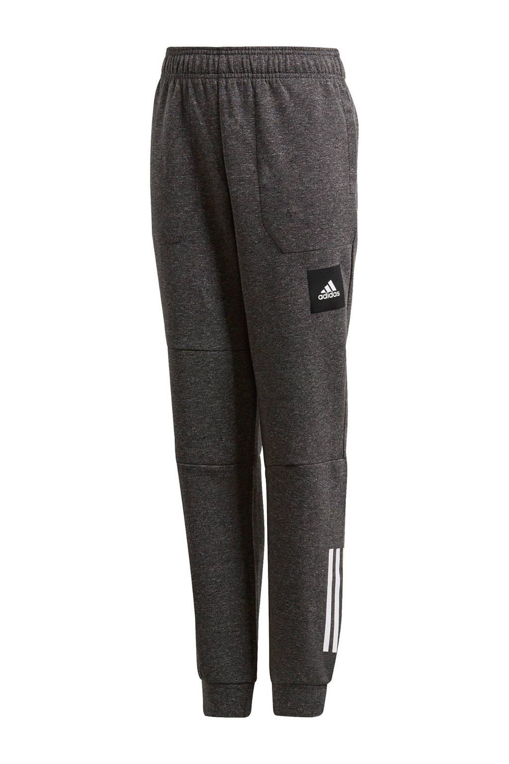 adidas   joggingbroek antraciet, Antraciet