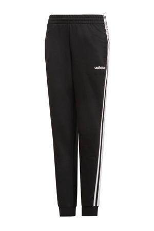 joggingbroek zwart/wit