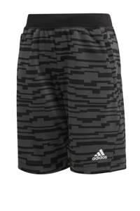 adidas Performance   sportshort antraciet/zwart, Antraciet/zwart