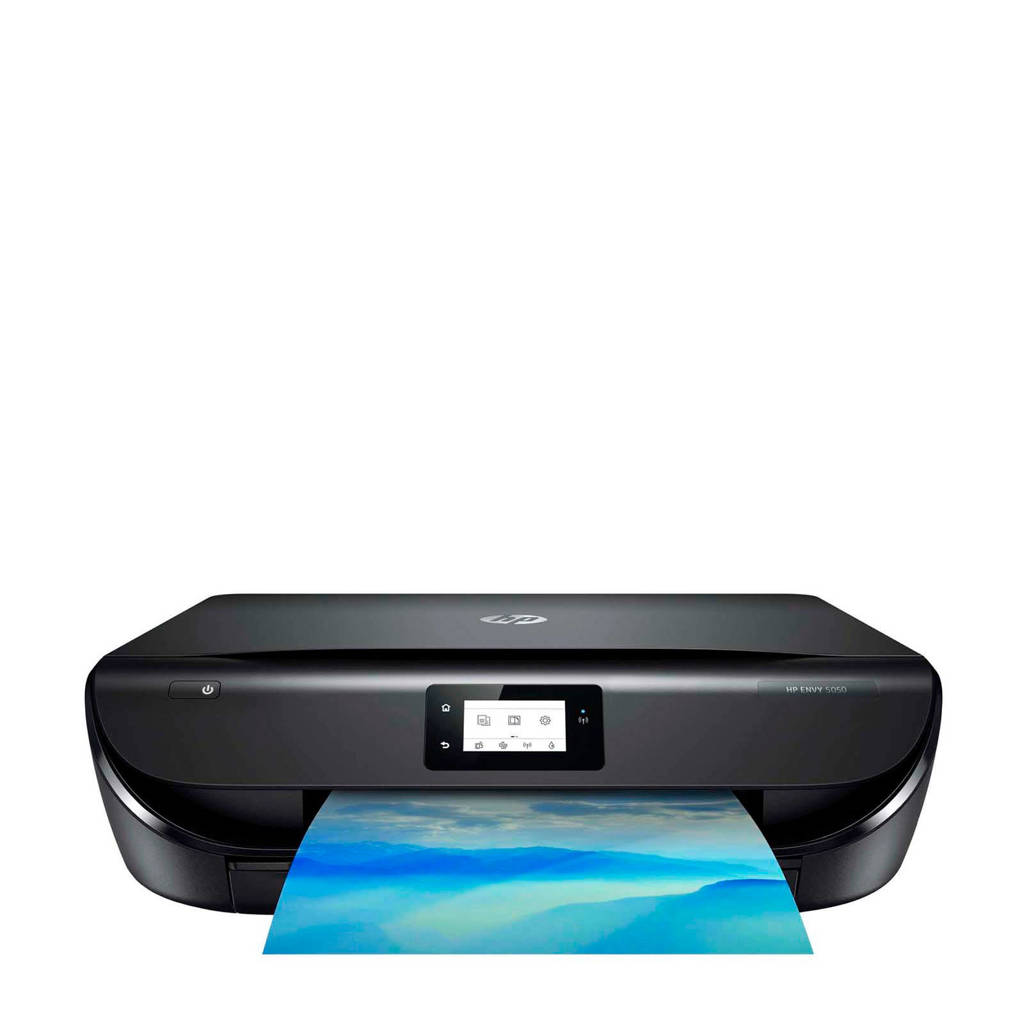 HP ENVY 5050 ALL-IN all-in-one printer, Zwart