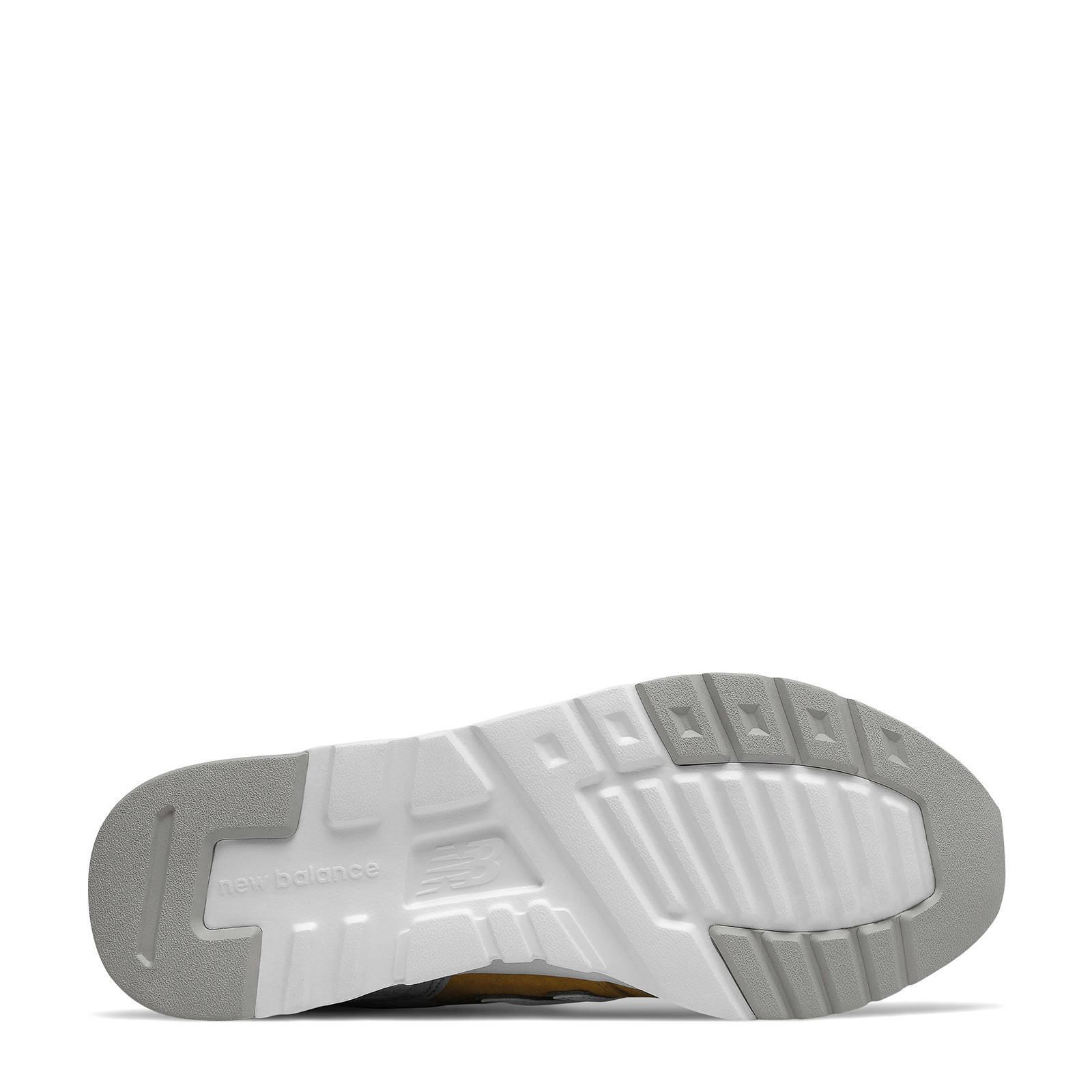 New Balance 997 sneakers geel/wit | wehkamp