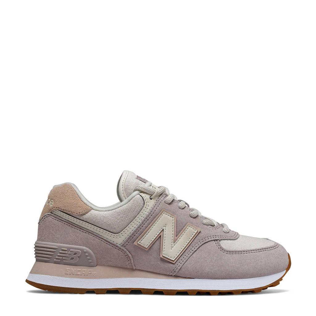 New Balance 574  sneakers lila, Lila