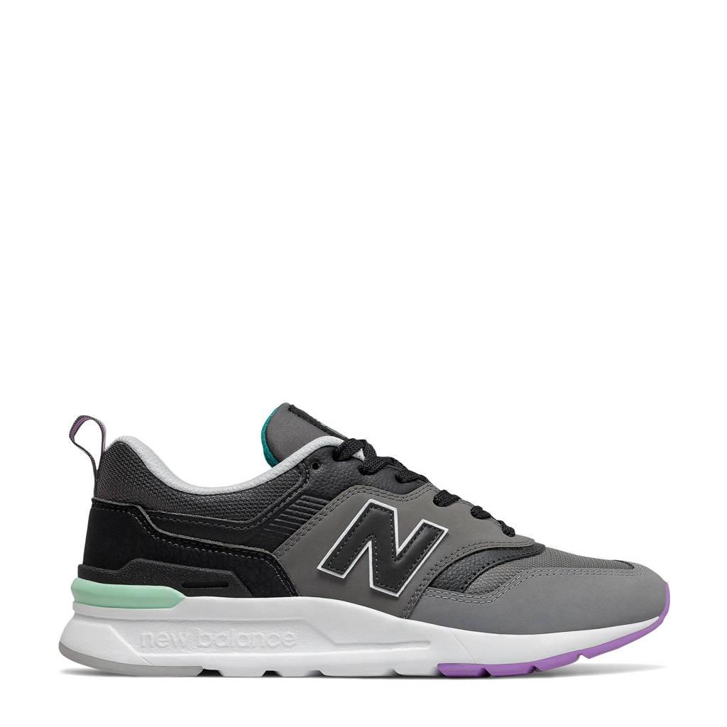 New Balance 997H  sneakers zwart/grijs, Zwart/grijs