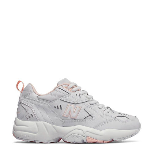 New Balance 608 tennisschoenen wit/roze