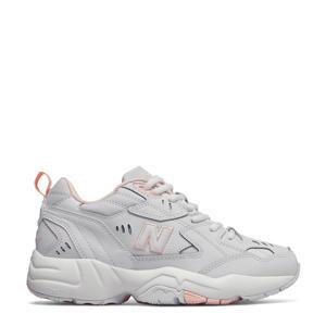 608  tennisschoenen wit/roze